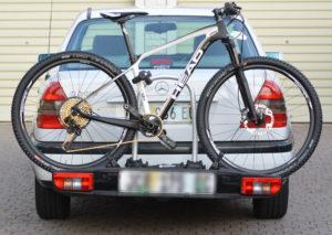 Westfalia BC 75 bike rack