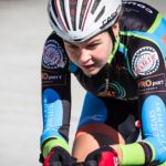 South Africa's Courtney Smith finished 32nd in the women's scratch race in the Junior World Track Championships in Switzerland yesterday. Photo: Derek Smith