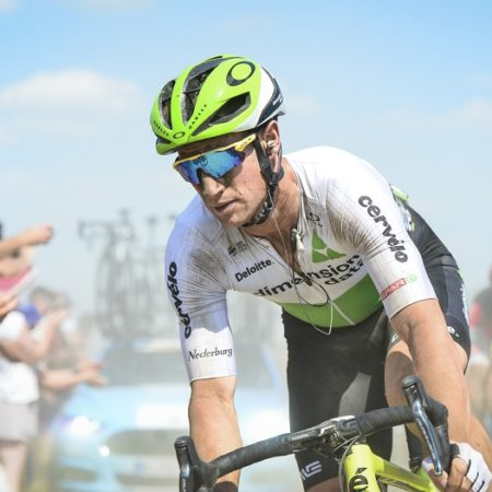 Australia's Mark Renshaw (pictured) will lead Team Dimension Data at the Tour of Britain. Photo: Stiehl Photography