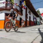 South Africa's Gawie Combrinck and Nico Bell, who ride for NAD Pro, finished 14th on the third stage of the La Leyenda del Dorado yesterday. Photo: Josuefphoto