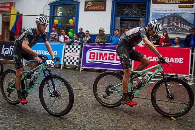 South Africans Nico Bell and Gawie Combrinck placed fifth on stage two of the La Leyenda del Dorado