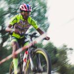 Pyga Euro Steel's Phillimon Sebona will compete in his first MTB Marathon World Championships