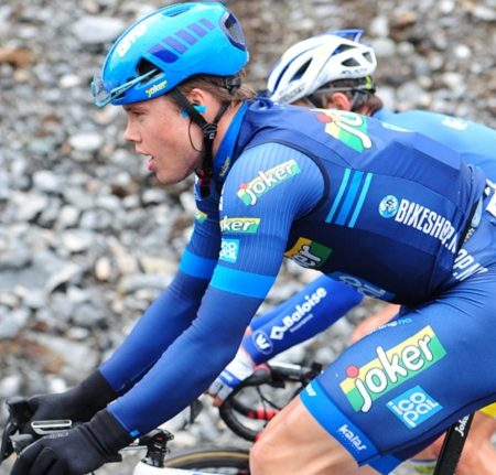 Norwegian Rasmus Tiller will join the Dimension Data WorldTour team on a two-year deal as from January 1, 2019. Photo: Stiehl Photography