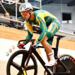 South Africa's Rickardo Broxham finished 23rd in the individual pursuit of the UCI Junior World Track Championships in Switzerland yesterday. Photo: facebook.com/rickardo.broxham.9