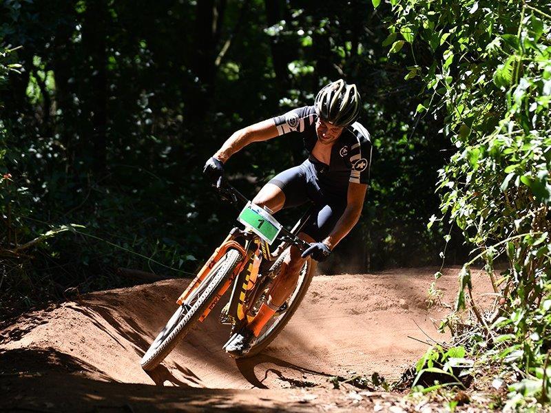 Stuart Marais hopes to defend his title as he lines up for the Eston MTB Challenge