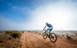 Namaqua Quest MTB Stage Race stage one jeep track