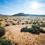 Namaqua Quest MTB Stage Race stage one scenery