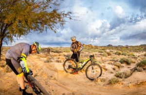 Namaqua Quest MTB Stage Race stage two mechanical