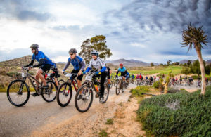 Namaqua Quest MTB Stage Race stage two action