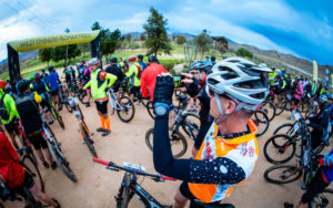Namaqua Quest MTB Stage Race stage two start