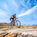 Namaqua Quest MTB Stage Race stage two rider