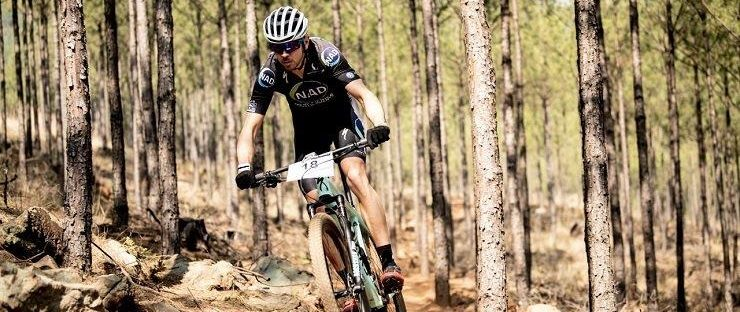 Nico Bell (pictured) is hoping to get a top result at the 3 Towers stage race which takes place in and around Mbombela, Mpumalanga, starting tomorrow. Photo: Craig Koleski