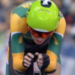 South Africa's Stefan de Bod (pictured) finished eighth in the men's under-23 individual time-trial at the UCI Road World Championships today. Photo: Tiz-cycling.racing.live