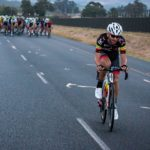 Steven van Heerden, pictured here at the Tour of Good Hope this year, is determined to defend his title at the second edition of the Tour de Windhoek this weekend. Photo: Rob Ward