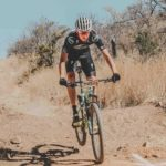 NAD Pro's Wessel Botha was relieved finally to break his duck in the Trailseeker Series when he clinched victory in the Lionman event today. Photo: Nissan Trailseeker Lionman