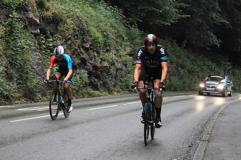Team Sky's Ian Stannard, pictured here during a previous year's Tour of Britain