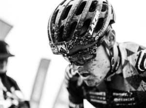 Some riders got dirty during stage two of the Cape Pioneer Trek. Photo: Carli Smith
