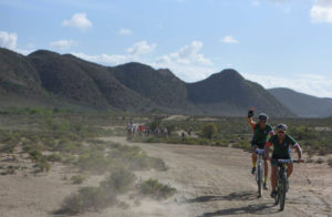 Cape Pioneer Trek stage six riders