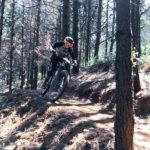 Keira Duncan and Frankie du Toit (pictured) were crowned the overall winners at the SA Enduro Championships