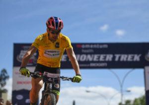 Philip Buys Cape Pioneer Trek stage six