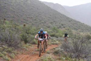 Yolandi du Toit Cape Pioneer Trek stage five
