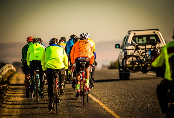 Cycling safety on South African roads