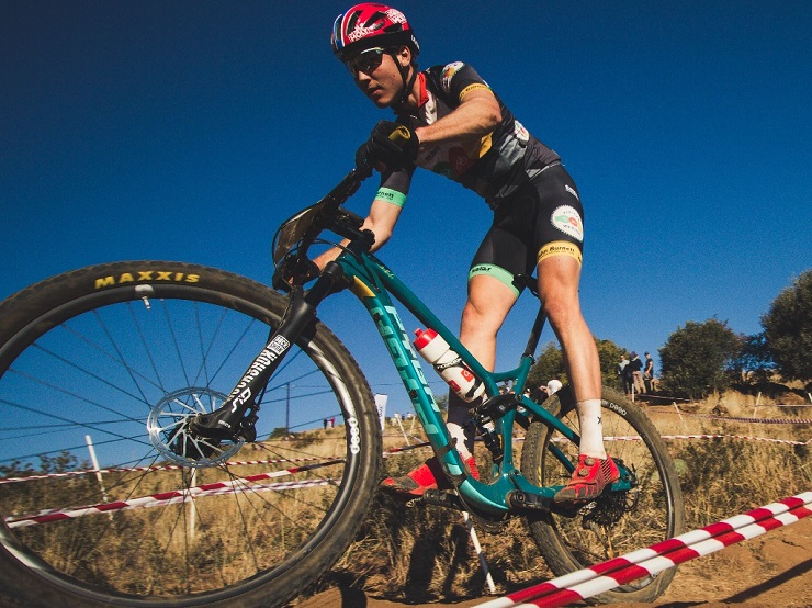 Pieter du Toit will be hoping to break his bogey with a win at the 947 Mountain Bike Challenge this weekend. Photo: Milan de Beer Photography