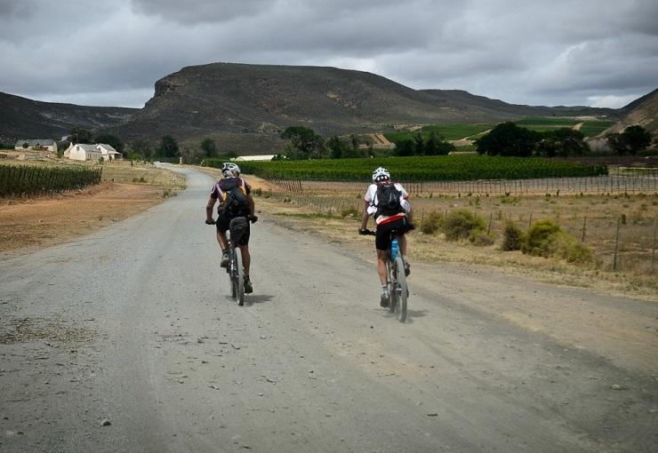 Riders in action during last year's The Munga. Photo: Erik Vermeulen