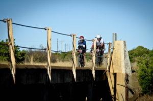 The Munga day one bridge