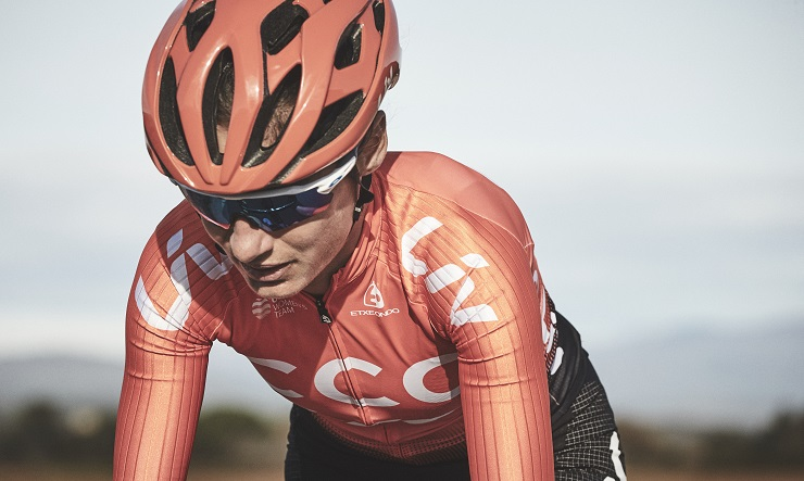 South African Ashleigh Moolman Pasio finished sixth on stage one of the Women's Tour Down Under
