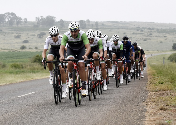 Cyclists in the Takealot Berge & Dale road race on February 23 can look forward to a festive atmosphere at the Silverstar Casino