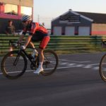 Bradley Gouveris extended his overall lead after winning the crierium on day two at the Festival of Cycling. Photo: East Cape Cycling