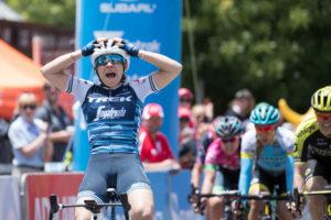 Letizia Paternoster Women's Tour Down Under stage one