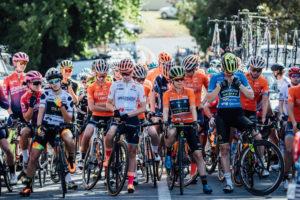 Women's Tour Down Under stage three start