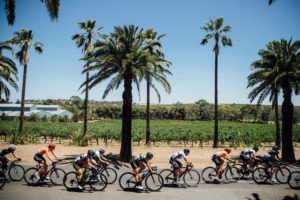 Womens Tour Down Under stage two route