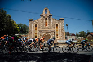 Womens Tour Down Under stage two distance