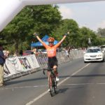 Ashleigh Moolman Pasio was crowned this year's South African national road champion