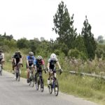 Riders in the Takealot Berge & Dale cycle road race