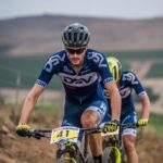 Gert Heyns (pictured) was honoured to receive a phone call late last year from one of the world's most famous mountain-bike outfits, asking him to ride for them at the Cape Epic. Photo: Gustav Klotz