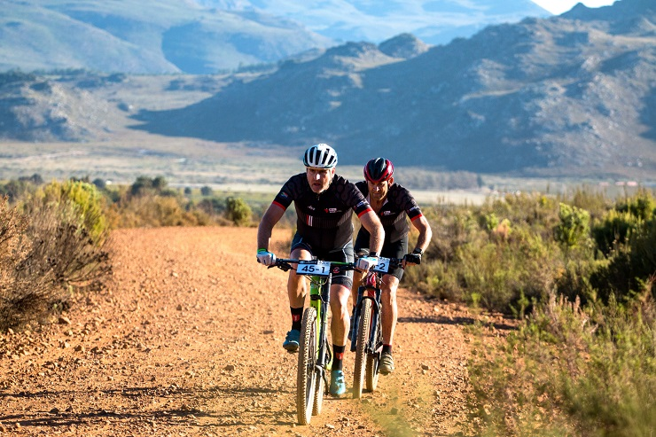 The Liberty Winelands Encounter will again provide a good mix of luxury accommodation and a variety of mountain-bike trails