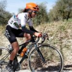 South African Ashleigh Moolman Pasio is getting ever closer to clinching a La Flèche Wallonne win