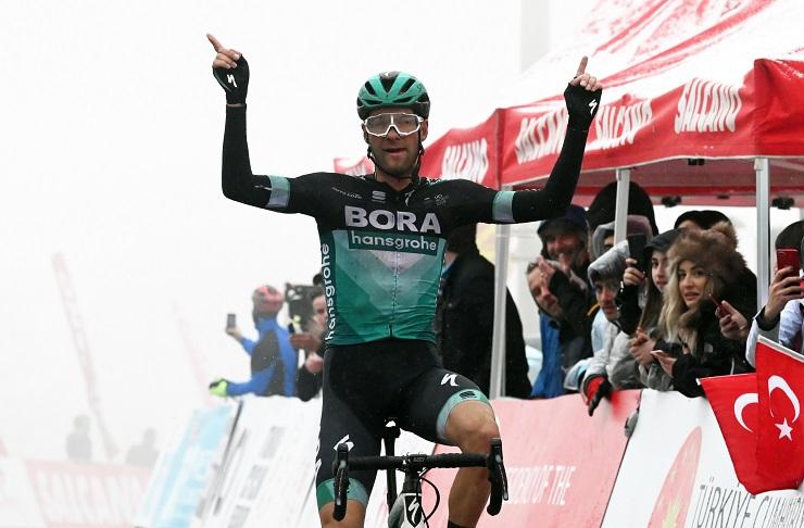 Felix Grossschartner won the 55th Tour of Turkey