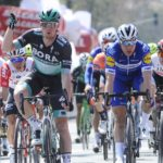 Sam Bennett won stage one of the Tour of Turkey