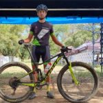 Stuart Marais, who was runner-up at last year's African Continental MTB Cross-Country Champs