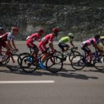 Cyclists pictured during last year's Tour of Turkey