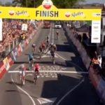 Mathieu van der Poel won the Amstel Gold Race
