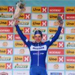Alvaro Hodeg won stage two of the Tour of Norway