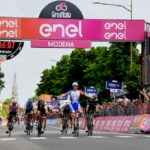 Arnaud Démare won stage 10 of the 2019 Giro d'Italia