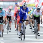 Fabio Jakobsen won stage three of the 2019 Tour of Turkey