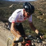 Ultra-endurance cyclist Grant Lottering completed his first South African Im'possible Tour